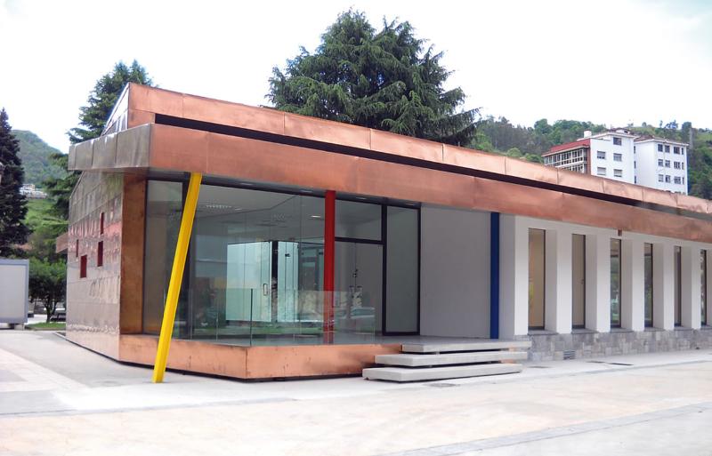 Biblioteca El Entrego